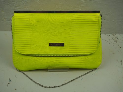 Yellow Fiorelli Clutch