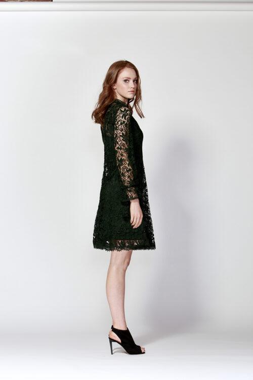 Annetta Dress - Jade