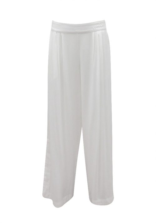 White Ray Pants