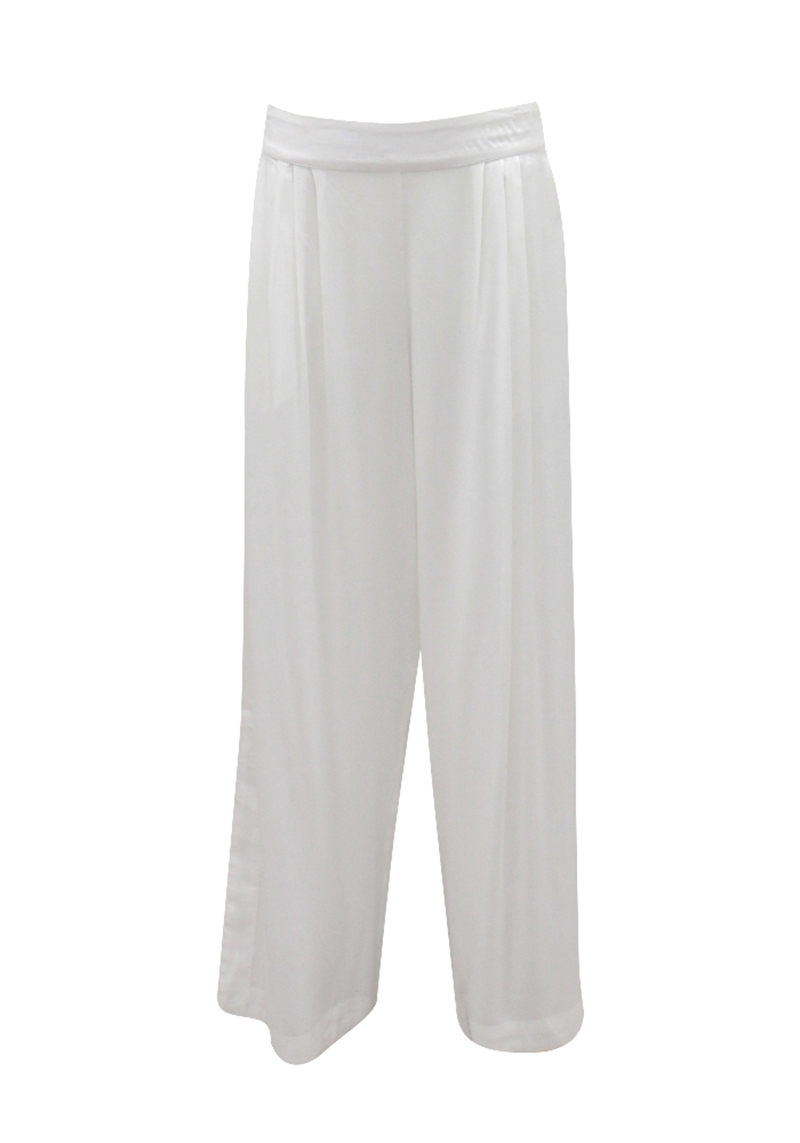 White Ray Pants