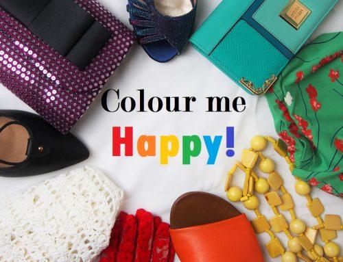 Colour me happy!